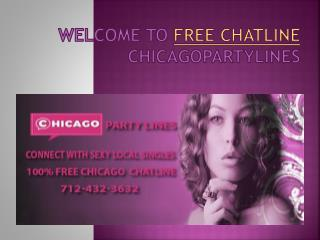 Free Chat Line Chicago