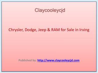 ClayCooleycjd-Chrysler