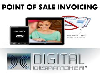 Point Of Sale Invoicing