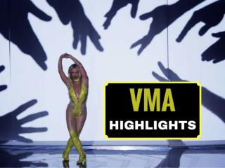 VMA highlights