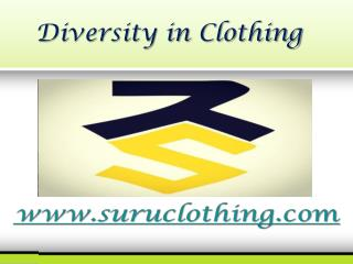 Clothing Stores in Oakland CA - www.suruclothing.com