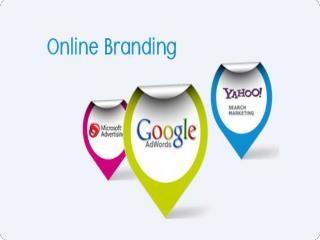 Digital Marketing Agency India, Online Branding Services