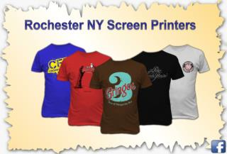 Rochester New York Screen Printers