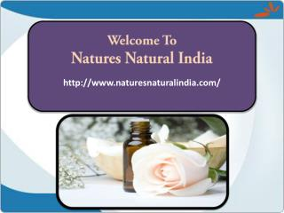 Buy Pure and Quality base Floral Absolute Oils