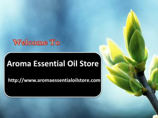 Buy 100%Pure and Natural Certifies Organic Oils