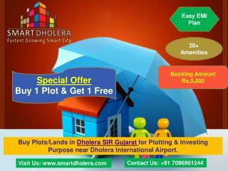 Dholera SIR Gujarat