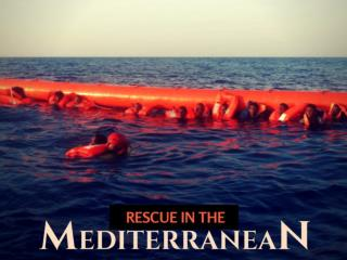 Rescue in the Mediterranean
