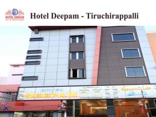 Luxury Hotels in Trichy | Star Residency  in Chatram Bus Stand, Srirangam | Business class Hotels Residency in Trichy -