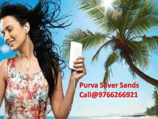 Purva SilverSands Luxury Flats In Mundhwa Pune