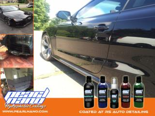 The Super-Hydrophobic Nanotechnology at RS Auto Detailing.