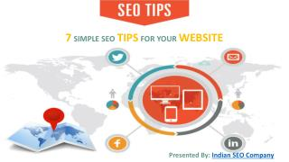 7 Simple SEO Tips for Your Website