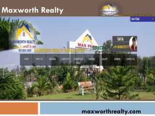 Maxworth Realty Feedback