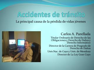 Accidentes de tr nsito