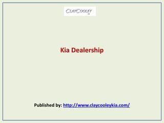 Clay Cooley-Kia Dealership