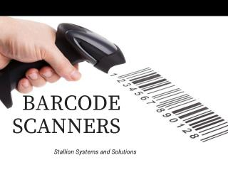 Best ever Barcode Readers from Stallion