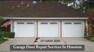 Garage Door Repair Services In Houston