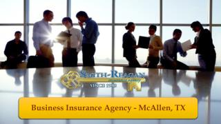 Business Insurance Agency - McAllen, TX