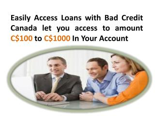 Online Loans with Bad Credit- A Bright Fast Cash Opportunity for Urgent Cash Need