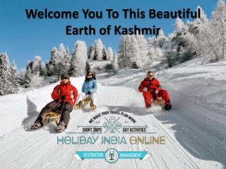 Online Booking Start World Famous Activity Skiing in Gulmarg