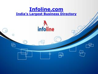 Infoline - Online Business Directory And B2B Marketplace