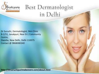 Best Dermatologist in Delhi