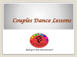 Couples Dance Lessons