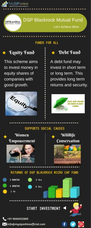 Know More About DSP Mutual Fund