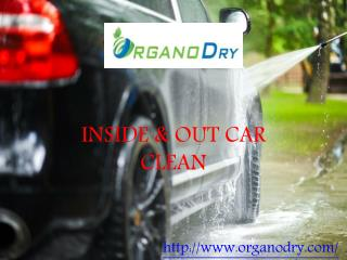 Professional inside-out car cleaning services in Delhi & NCR