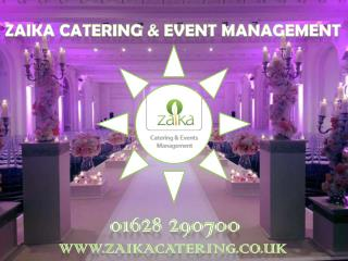Catering Asian Wedding in surrey