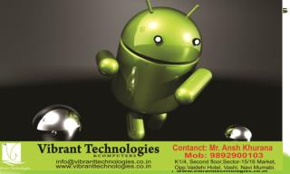 Android training in mumbai