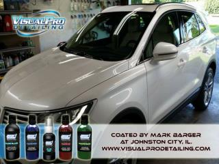Visual Pro Detailing offer free pick up & Delivery to all of Williamson County.