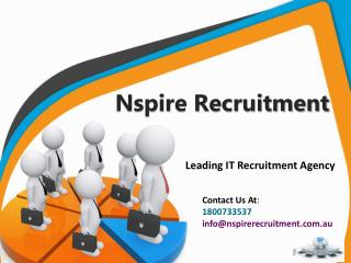 Nspire Recruitment