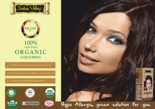 Buy Certified Botanical Hair Colour | Herbal Hair Dye -  Indus Valley