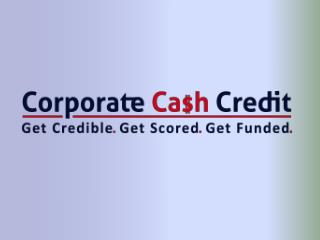Understanding the Timeline to Build Corporate Credit with Corporate Cash Credit