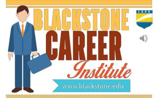 Online Career Training Programs - Blackstone Career Institute