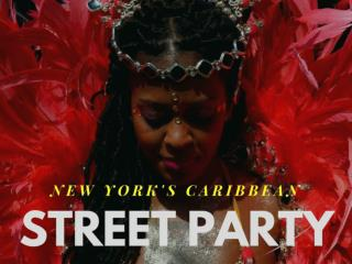 New York's Caribbean street party