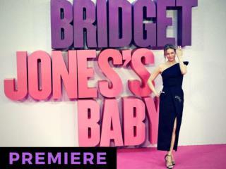 Bridget Jones's Baby premiere