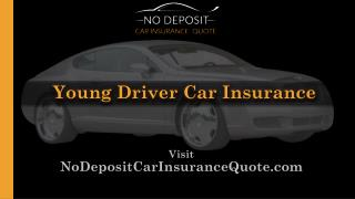 Get Affordable Young Driver Car Insurance With Full Coverage Option