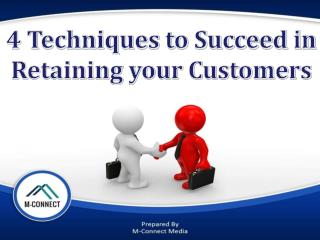 Customer Retention Strategies to Grow your Online Business