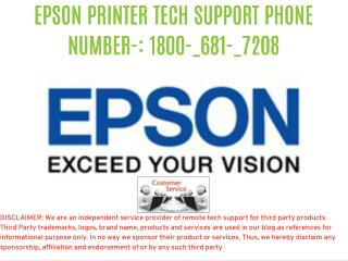 Live tech @ EPSON 1800-.681-.7208* EPSON Printer technical Assitance TeLEPHone number