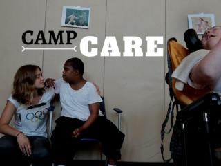 A camp of care