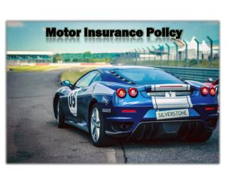 How to Buy Motor insurance policy online