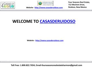 Vacation Homes in Ruidoso NM