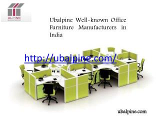 Office Furniture Manufacturers India