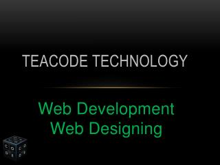 Web Designing And Web Development Company Vadodara