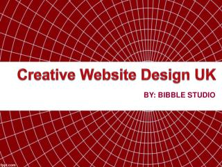 Creative Website Design UK