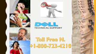 Dell Technical Support Customer Service Telephone Phone Number 18007234210