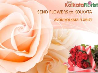 Send Flowers to Kolkata