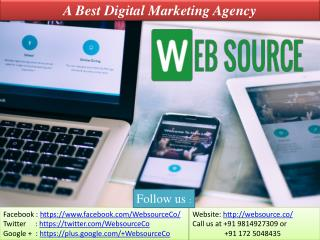 Best Digital Marketing Agency in India.