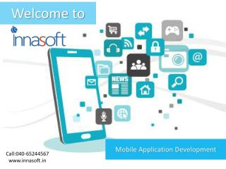 Mobile Apps Development Company in Hyderabad | Innasoft